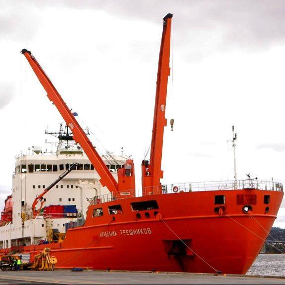 reseach-vessel