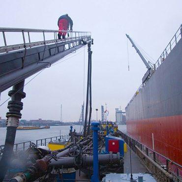 bunker zeramdini ship supply